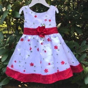 YOUNGLAND Toddler Girl Formal Dress *2T